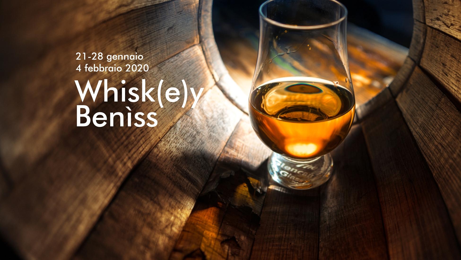 Confetti e Whisky: sorprendente inedito abbinamento