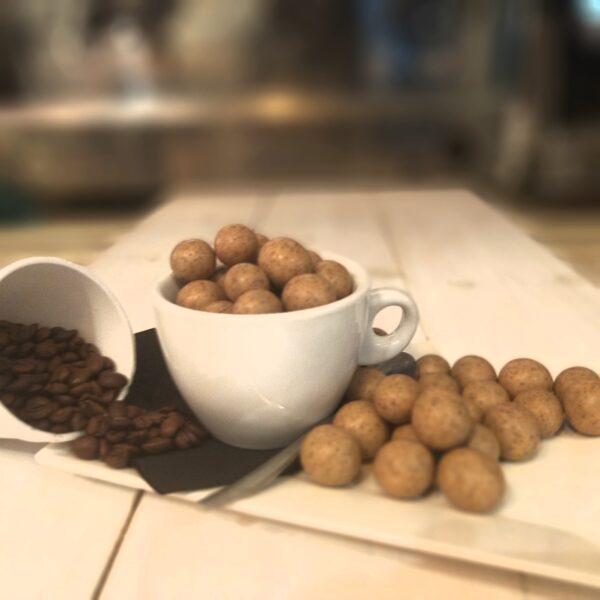 Dragées nocciola al cappuccino